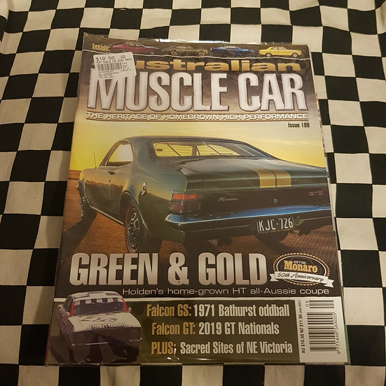 Australian Muscle Car Magazine #109