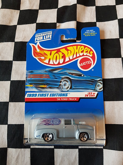 Hot Wheels 1999 First Editions  56 Ford Truck F100 Van