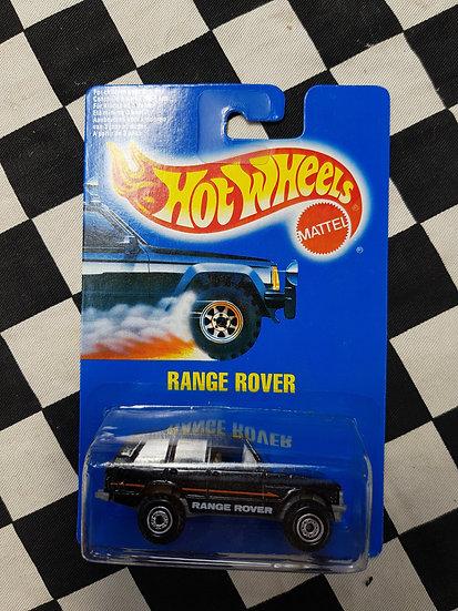 Hot Wheels 1991 Blue Card Range Rover