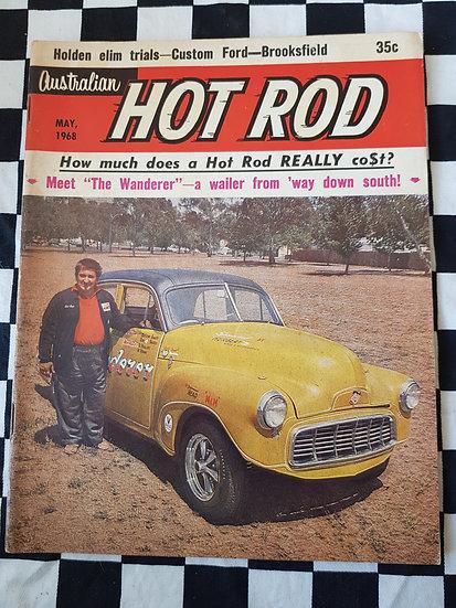 AUSTRALIAN HOT ROD may 1968