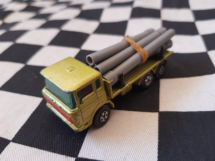 Vintage Lesney DAF Pipe Truck