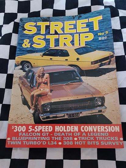Street & Strip magazine #5