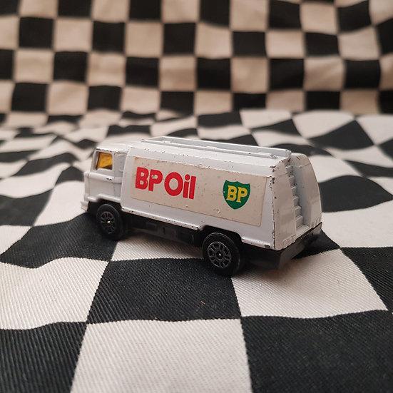 Vintage Loose Corgi Juniors BP OIL Petrol Tanker