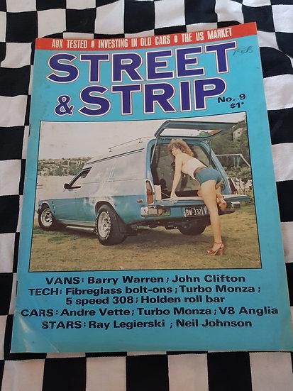 Street & Strip magazine #9