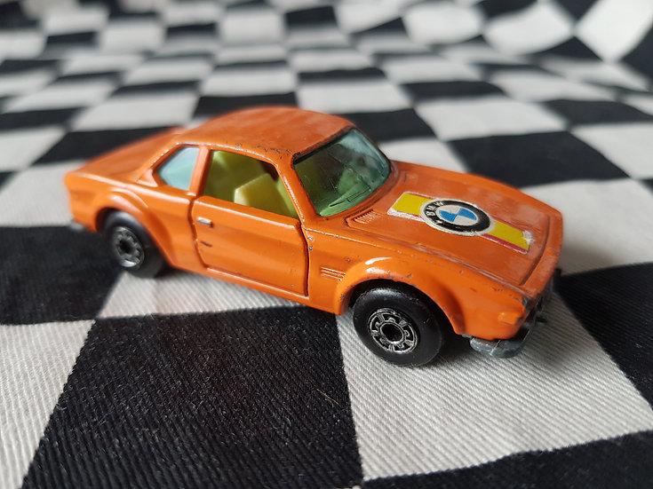 Matchbox Orange BMW 3.0 CSL Loose