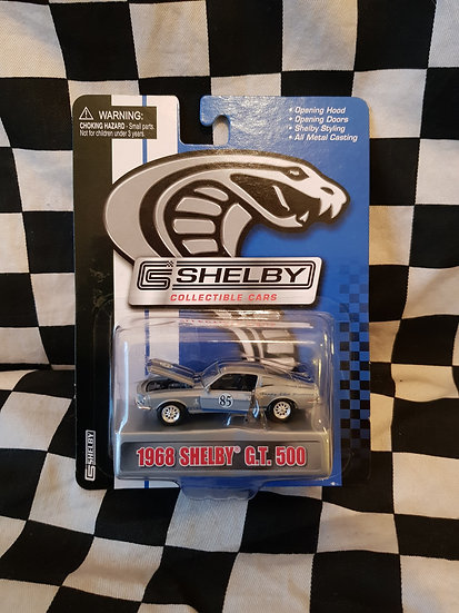 Shelby Collectables 1968 Shelby GT500 Mustang