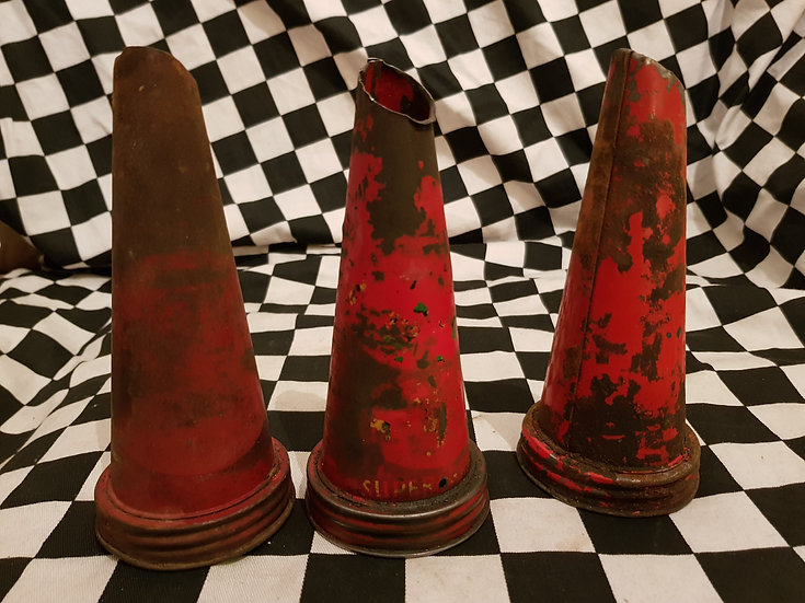 Oil Bottle Top Tin  Choice of 3 available