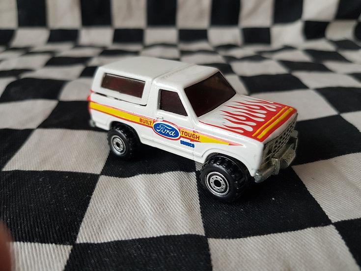 Hot Wheels Ford Bronco Vintage Blue Card Era MINT