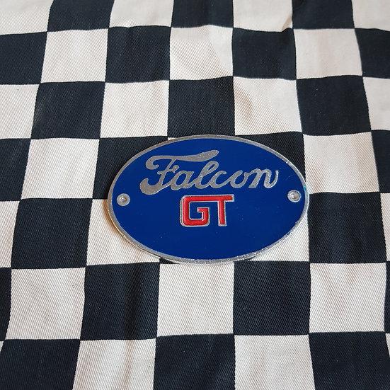 Falcon GT Cast Plaque/ Badge