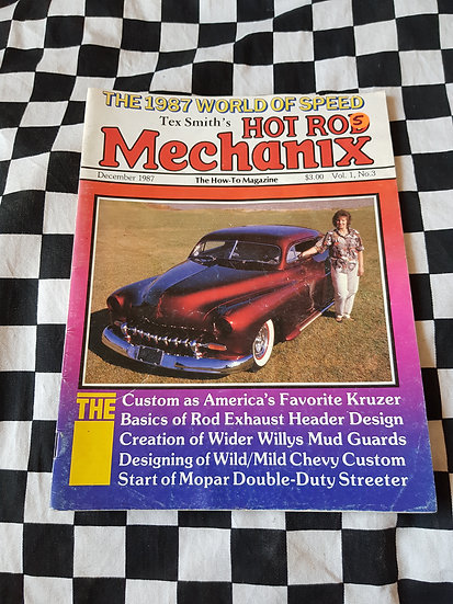 Tex Smiths Hotrod Mechanix Vol 1 #3