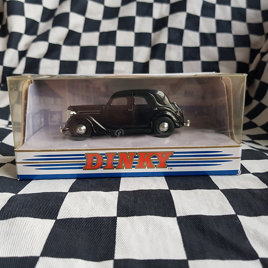 Dinky 1:43 By Matchbox Boxed 1950 Ford V8 Pilot Black