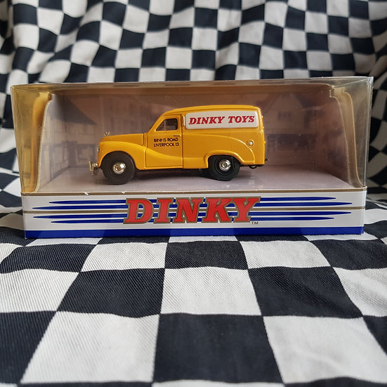 Dinky 1:43 By Matchbox Boxed 1953 Austin A40 Dinky Toys Delivery Van Yellow
