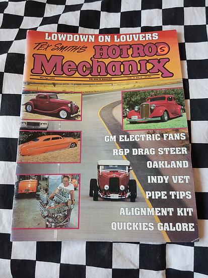 Tex Smiths Hotrod Mechanix Vol 3 #2