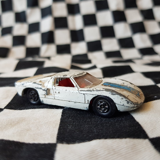 Matchbox Lesney  Superfast Ford GT Loose GT40 Transitional Wheel