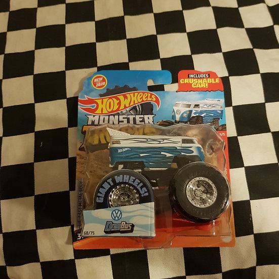 Hot Wheels Monster Trucks VW Drag Bus