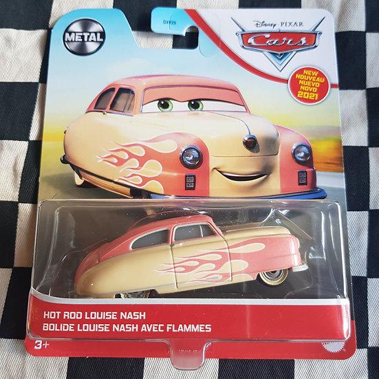 Disney Cars Hot Rod Louise Nash