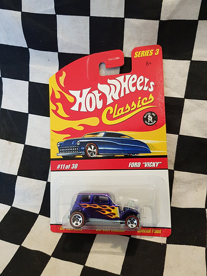 Hot Wheels Classics 11/30 Ford Vicky Hotrod