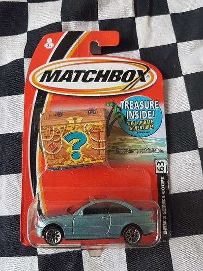 Matchbox 2005 BMW 3 Series Coupe