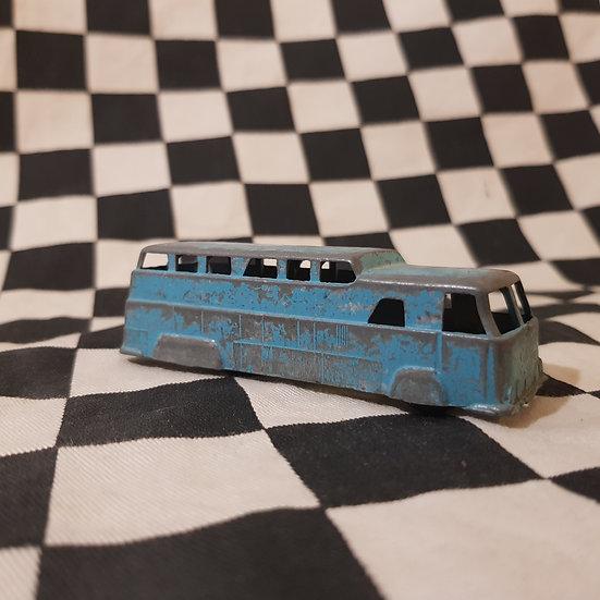 Midgetoy USA Diecast Coach Bus Blue