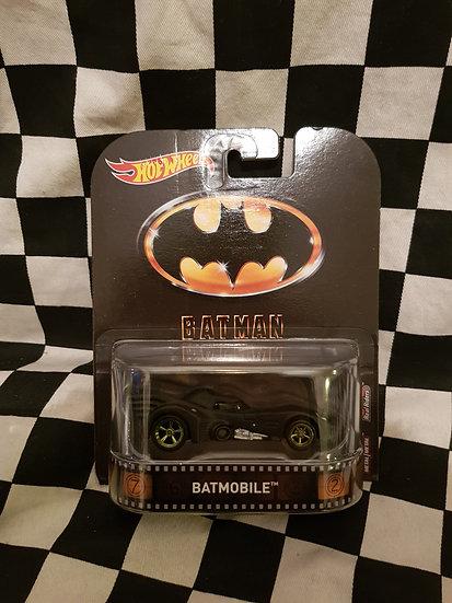 Hot Wheels Retro Entertainment Batman Batmobile