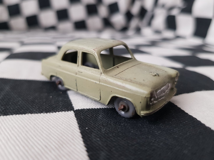 Lesney Ford Prefect Fawn NICE! Vintage Loose