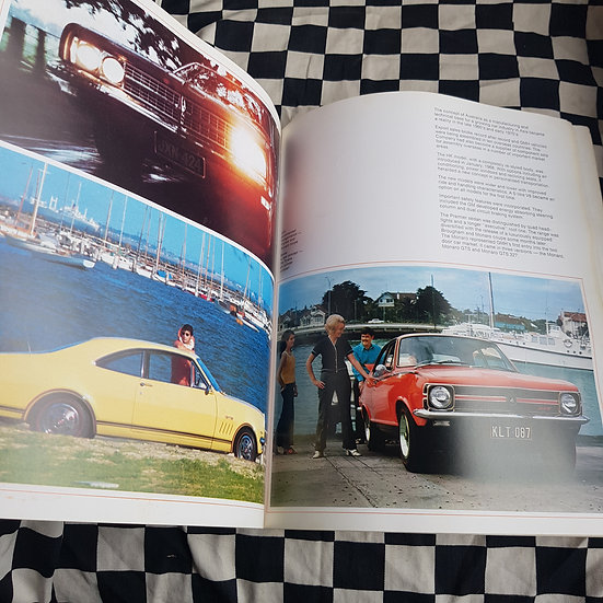 Genuine Holden 25th Anniversary Employee Issued Book