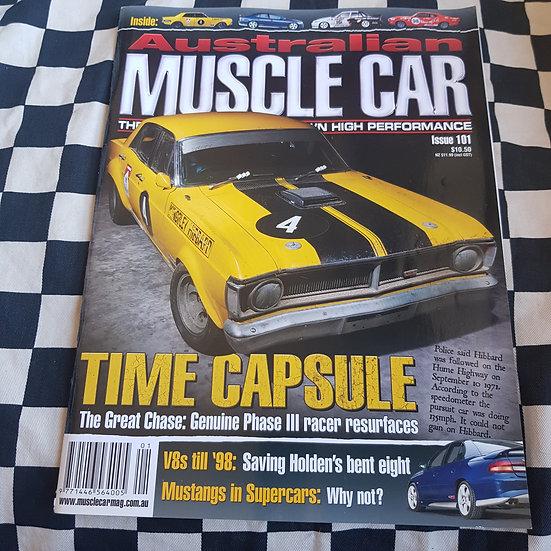 Australian Muscle Car Magazine Issue 101
