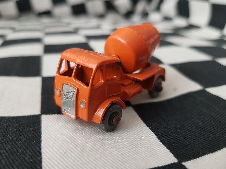 Lesney ERF Cement Mixer Truck