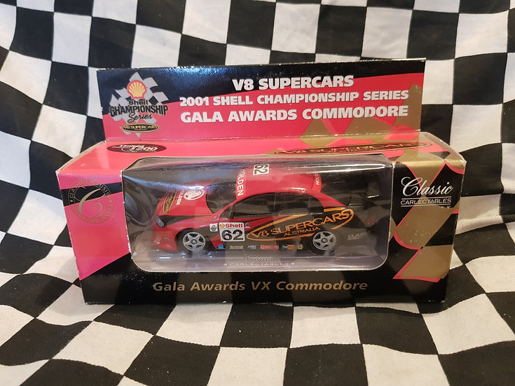 Classic Carlectables 2001 Shell Championships Gala Awards VX Commodore