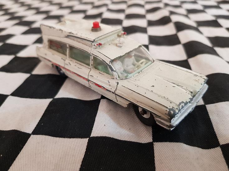 Vintage Dinky Pontiac Criterion Ambulance