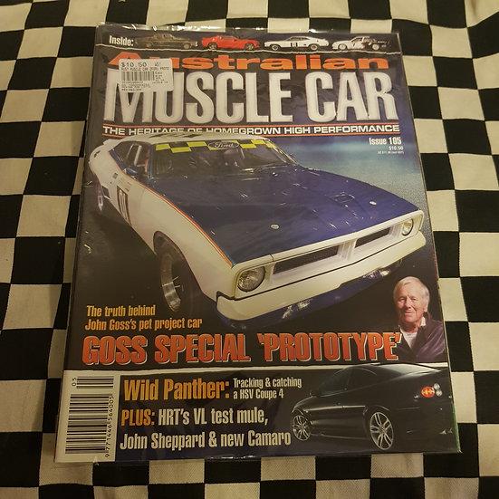 Australian Muscle Car Magazine #105