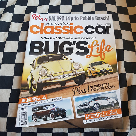 Australian Classic Car Magazine #236 Vw