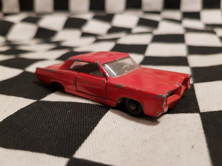 Vintage Matchbox Lesney Pontiac G.P Sports Coupe Loose
