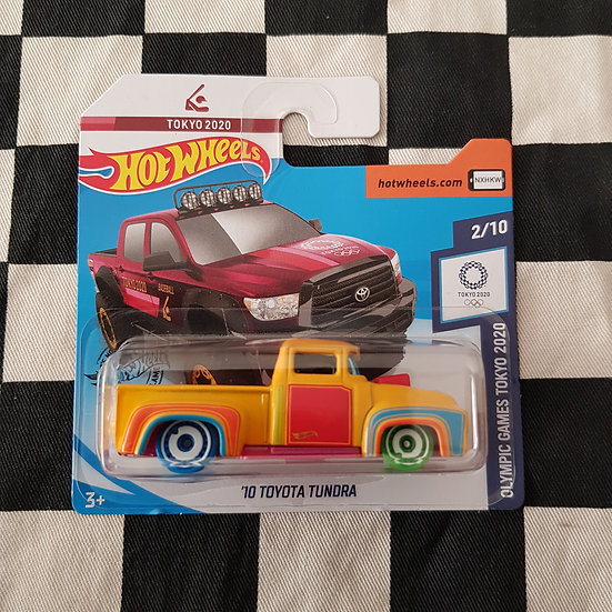Hot Wheels 2020 Treasure Hunt ERROR 56 F100 Pickup (Wrong card)