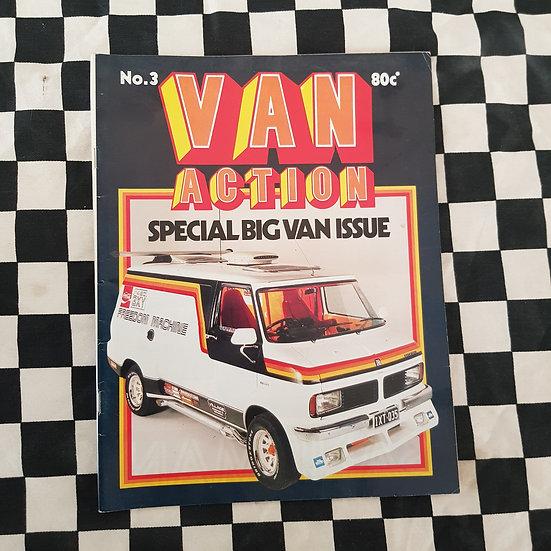 Van Action #3 VHTF