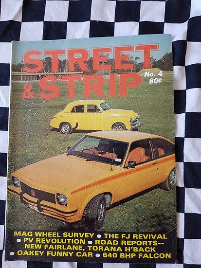 Street & Strip magazine #4