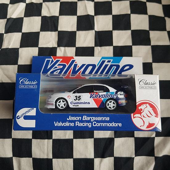 Classic Carlectables 1:43 Jason Bargwanna Valvoline Racing Commodore 1035