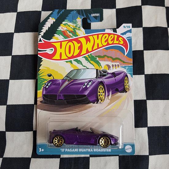 Hot Wheels Themed Roadsters 17 Pagani Huayra Roadster 9/10