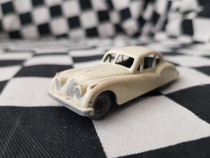 Lesney Jaguar Xk140 Off White