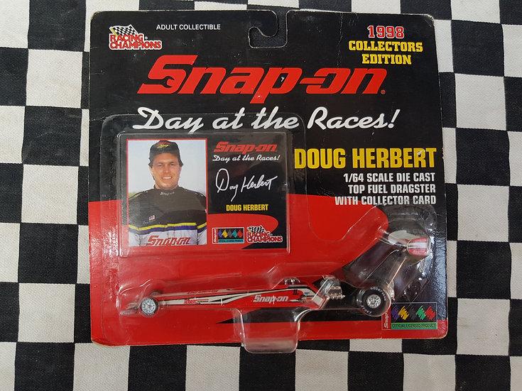 Snap On Doug Herbert TOP FUEL DRAGSTER 1:64 Racing Champions