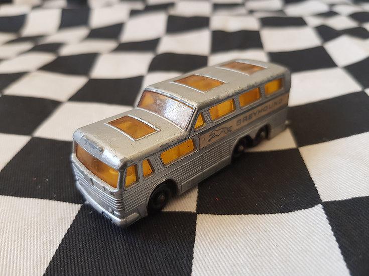 Vintage Lesney Greyhound Bus Coach