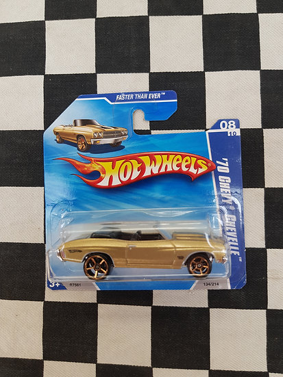 Hot Wheels 2010 Faster Than Ever 70 Chevy Chevelle