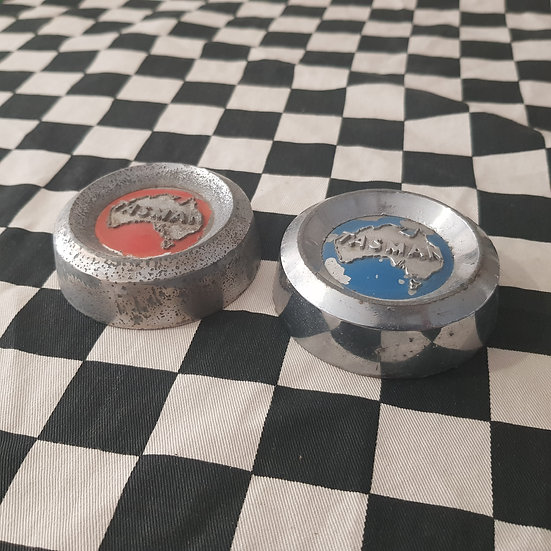 Genuine Tasman Mag Wheel Centre Caps Choice of 2