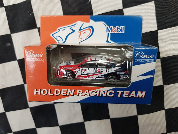 Classic Carlectables Craig Lowndes MHRT Racing Commodore 64005