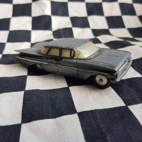 Vintage Loose Corgi Toys 1959 Chevrolet Impala 4 door