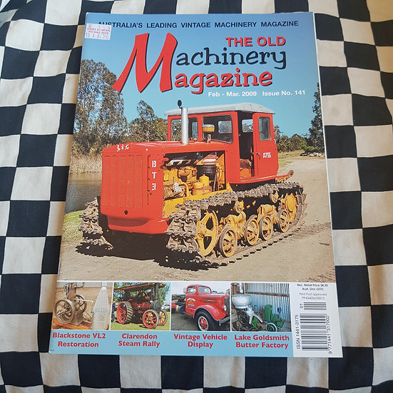 The Old Machinery Magazine #141