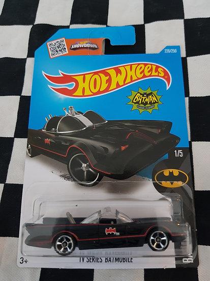 Hot Wheels Batman Classic Tv Series Batmobile 2016