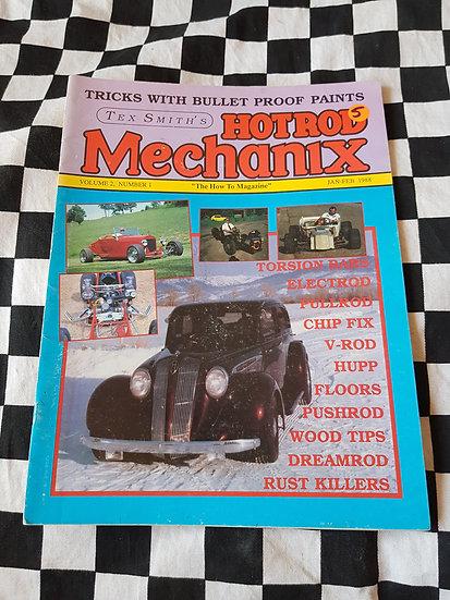 Tex Smiths Hotrod Mechanix Vol 2 #1