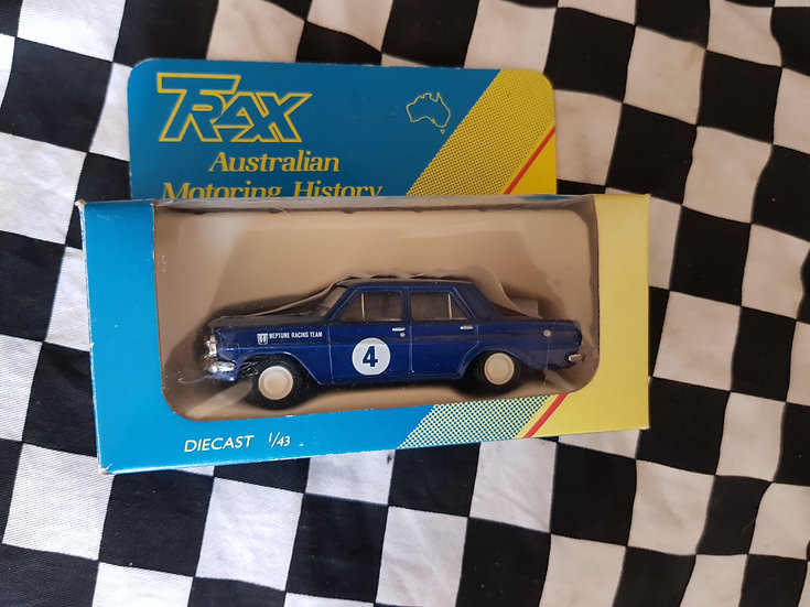 Trax NORM BEECHEY Neptune Racing Team EH Holden Sedan 1:43