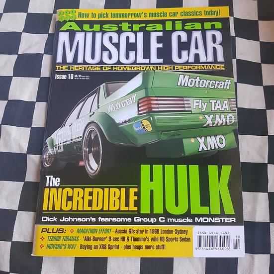 Australian Muscle Car Magazine Issue 10